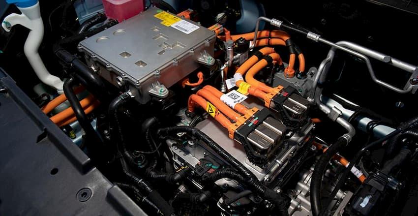 MG ZS EV 2020 sở hữu động cơ điện kèm bộ pin lithium-ion 44.5 kWh